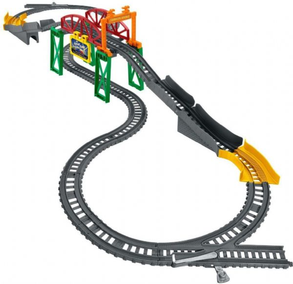 Thomas The Tank Engine & Friends Track Master Over Under Tidmouth Bridge Set Toy